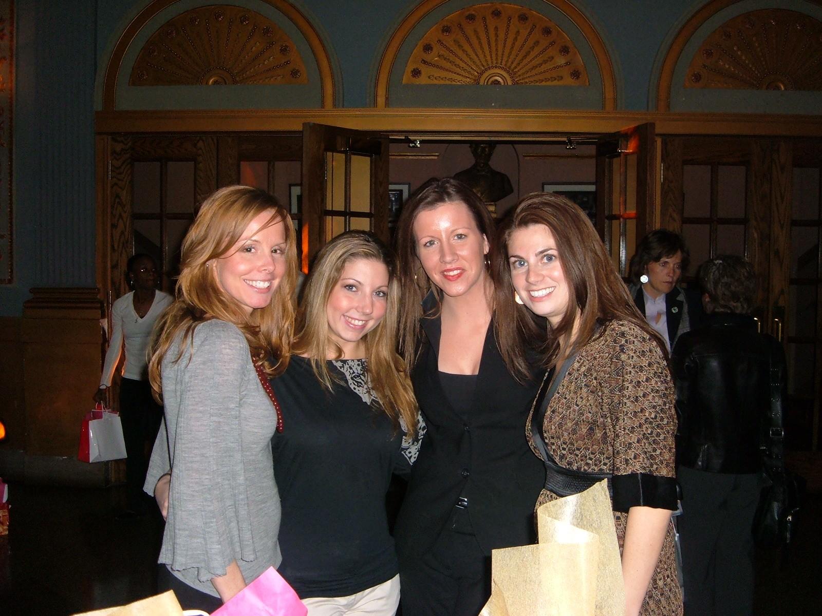 TCApr, Public Relations Washington DC, Marketing Washington DC, VDAY, Star Jones, Sherrie Shepherd
