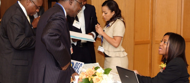 Africa Finance Corporation Investment Seminar Four Seasons Washington DC Public Relations Publicity