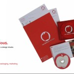 Corporate Identity Kit Printing Sample, Marketing Company Washington DC