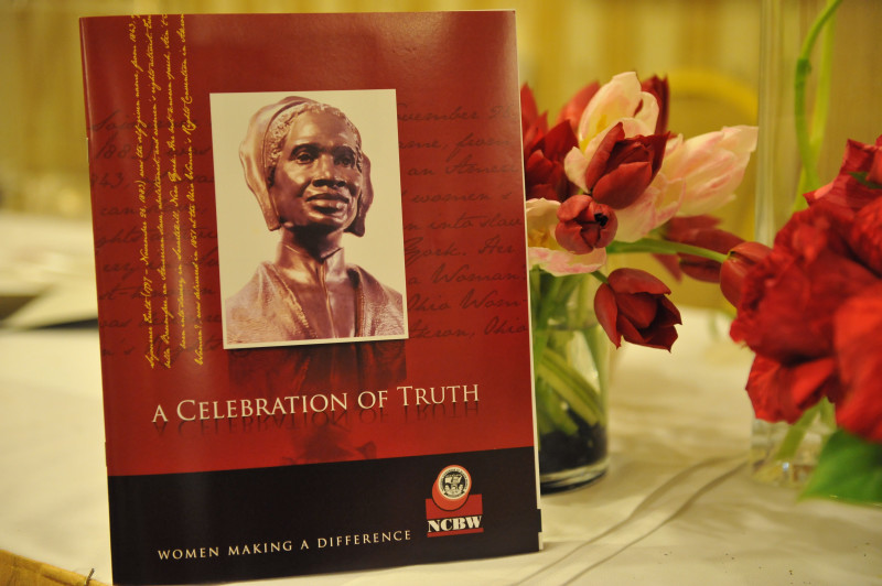Sojourner Truth Unveiling Washington DC