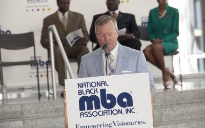 Mayor Buddy Dyer National Black MBA Association