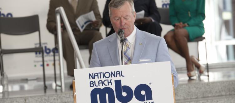 Mayor Buddy Dyer National Black MBA Association