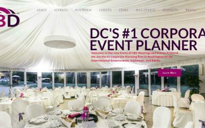 CBD Event Planning Company Washington DC