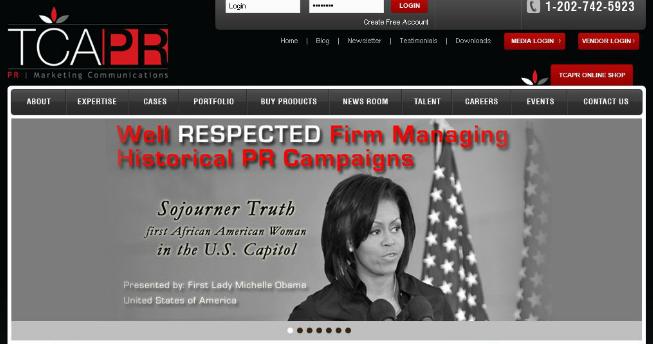Public Relations Publicity and Marketing Washington DC