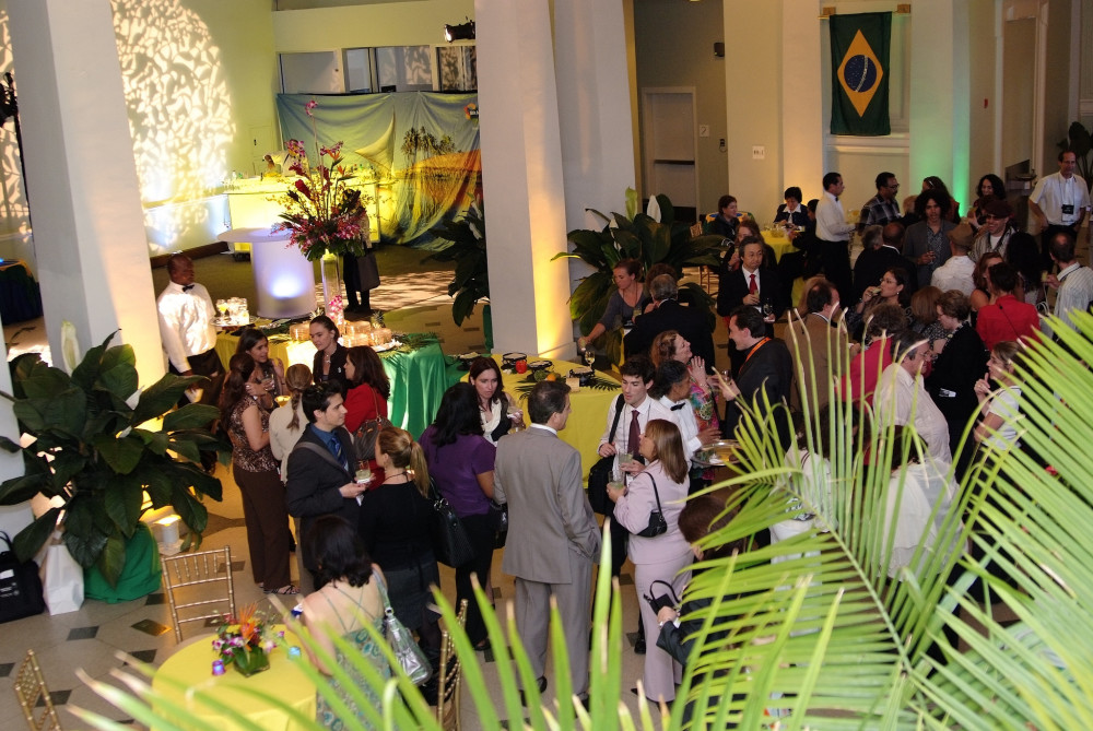 Brazil event planner Washington DC