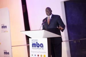 Jesse Tyson National Black MBA Association, NBMBAA Jesse Tyson, nbmbaa President