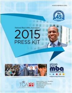 NBMBAA Press Kit 2015, Washington DC Public Relations