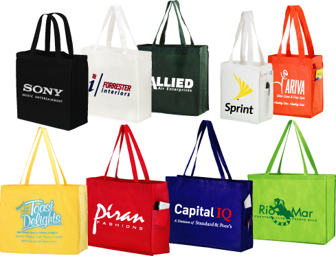 Promotional Gift Bags TCA Public Relations Washington DC, Marketing, Advertising Products